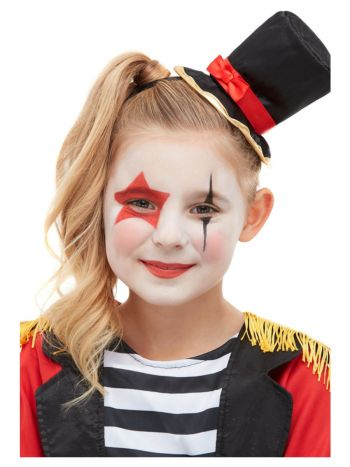 Smiffys Make-Up FX, Ringmaster Aqua Kit