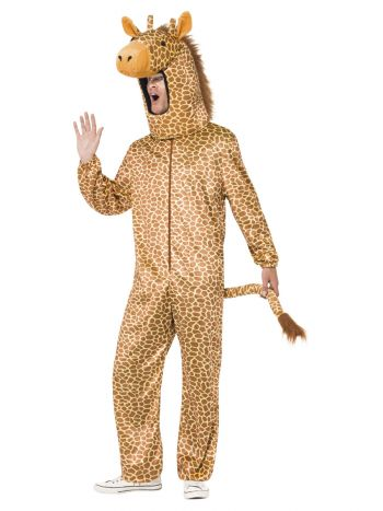 Giraffe Costume, Orange