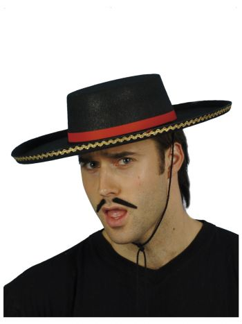 Spanish Hat, Black