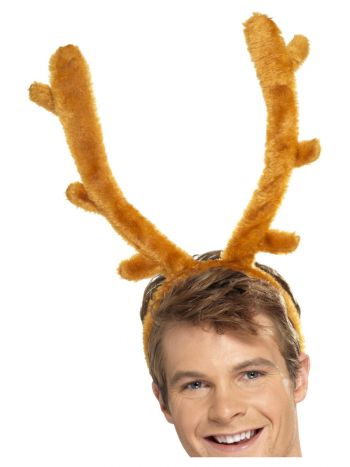 Stag Night Horns, Brown