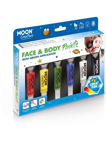 Moon Creations Face & Body Paints