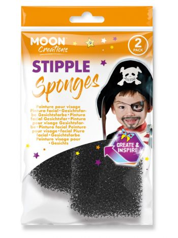 Moon Creations Stipple Sponge,