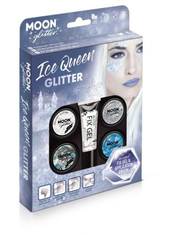 Moon Glitter Ice Queen Glitter Kit