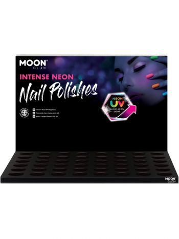 Moon Glow Intense Neon UV Nail Polish,