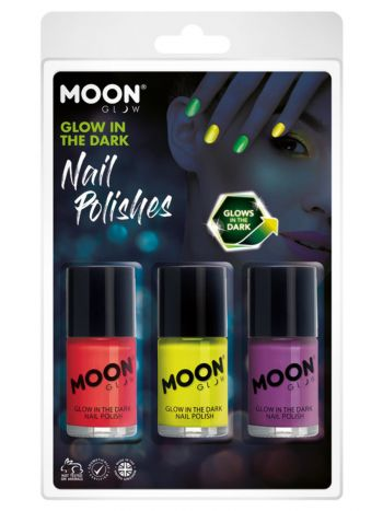 Moon Glow - Glow in the Dark Nail Polish,