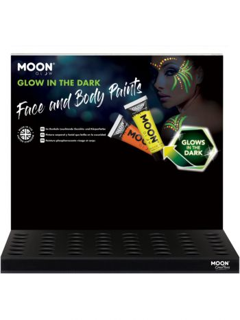 Moon Glow - Glow in the Dark Face Paint,