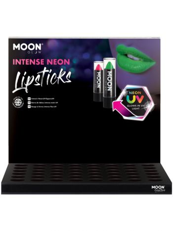 Moon Glow Intense Neon UV Lipstick