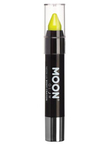 Moon Glow Intense Neon UV Body Crayons