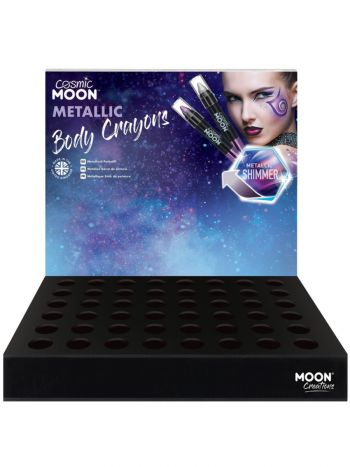 Cosmic Moon Metallic Body Crayons,