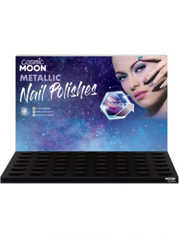 Cosmic Moon Metallic Nail Polish,