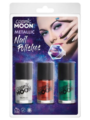 Cos Moon Metallic Nail Polish,