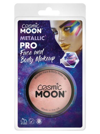 Cosmic Moon Metallic Pro Face Paint Cake Pots
