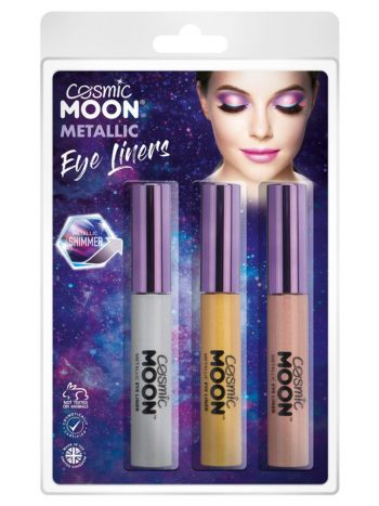 Cosmic Moon Metallic Eye Liner