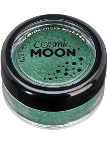 Cosmic Moon Metallic Pigment Shaker, Green