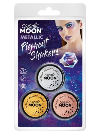 Cosmic Moon Metallic Pigment Shaker,