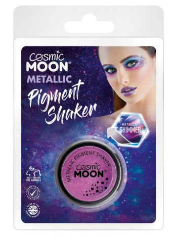 Cosmic Moon Metallic Pigment Shaker, Purple