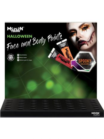 Moon Terror Halloween Face & Body Paint,