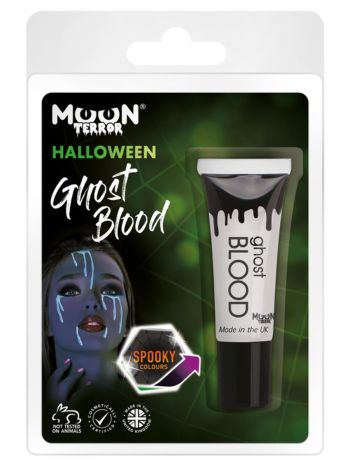 Moon Terror Ghost Blood