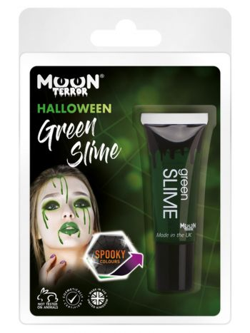 Moon Terror Green Slime