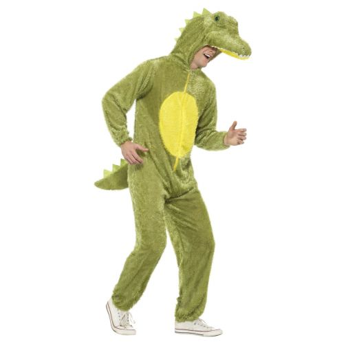 Crocodile Costume, Green