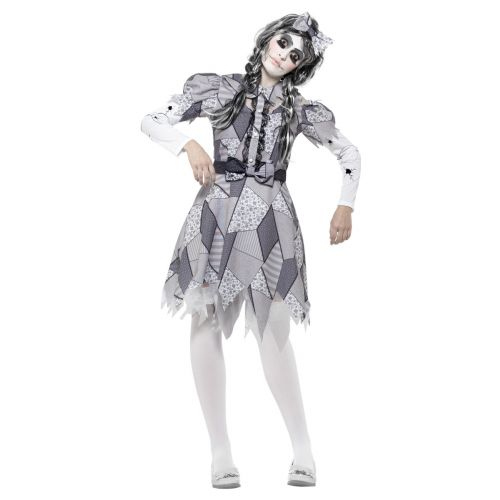 Damaged Doll Costume