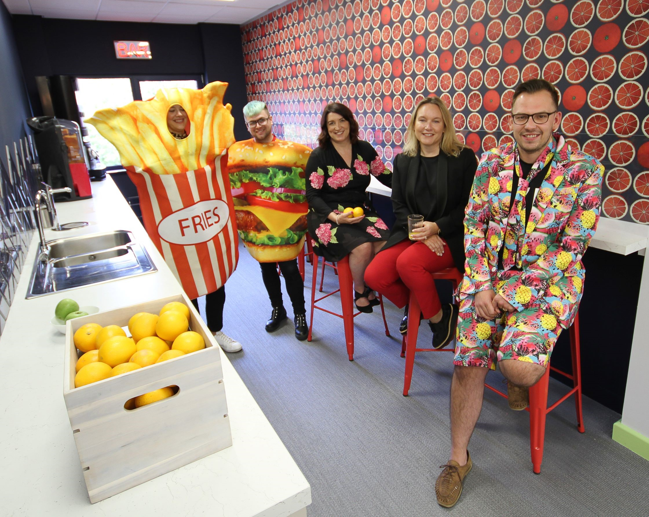 GLOBAL FANCY DRESS BUSINESS OPENS DOORS OF ITS NEW 13,000 SQ FT PREMISES