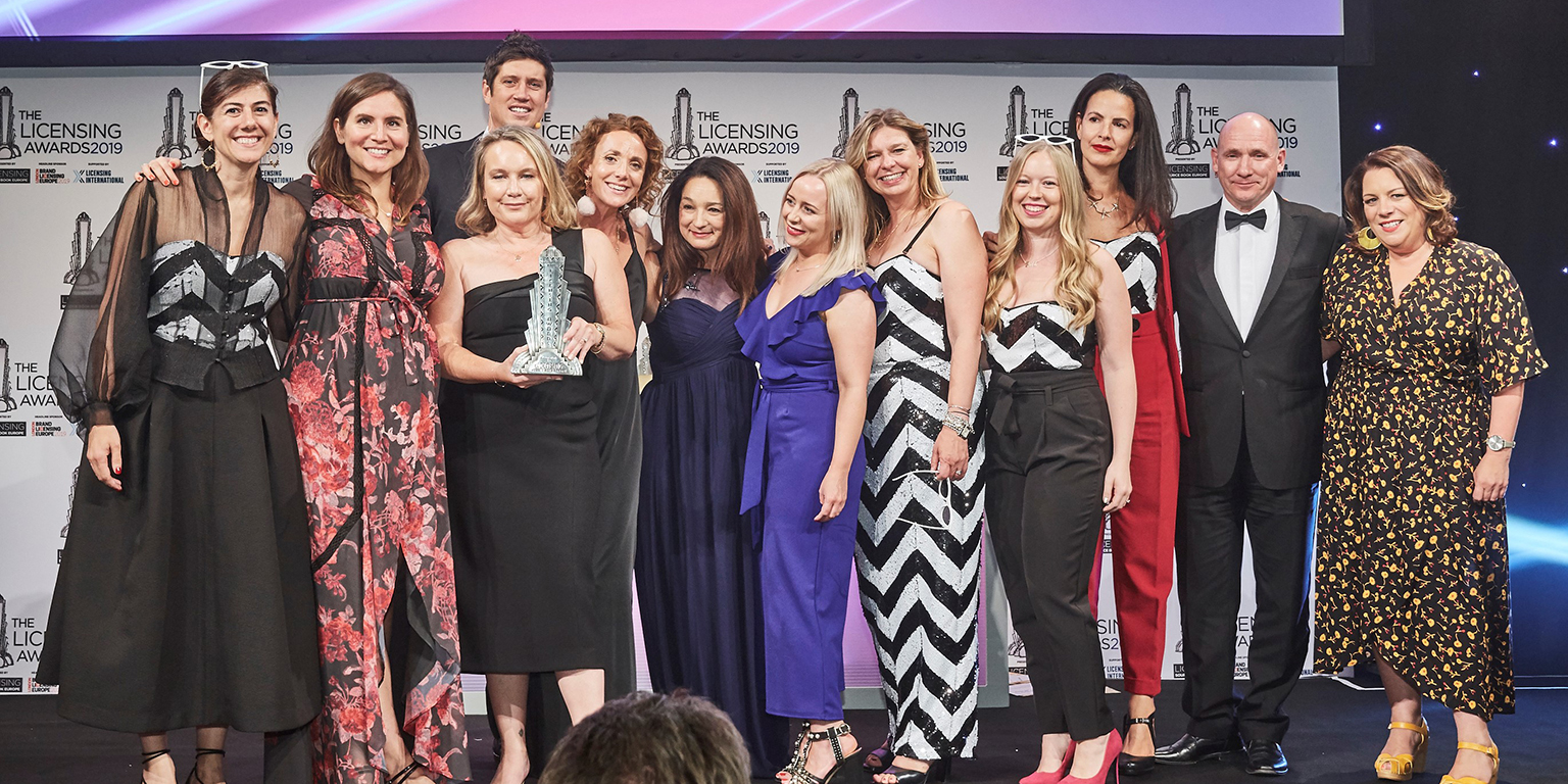 SMIFFYS WIN BEST LICENSED DRESS UP AT THE LICENSING AWARDS 2019