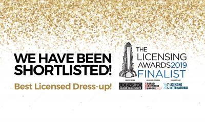 SMIFFYS SHORTLISTED FOR BEST LICENSED DRESS UP 2019 - 60TH ANNIVERSARY LIMITED EDITION BARBIE COSTUME