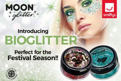 Introducing Bioglitter - the festival season essential