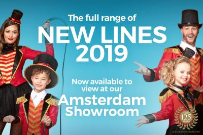 New Lines 2019 available to view at our Amsterdam Showroom