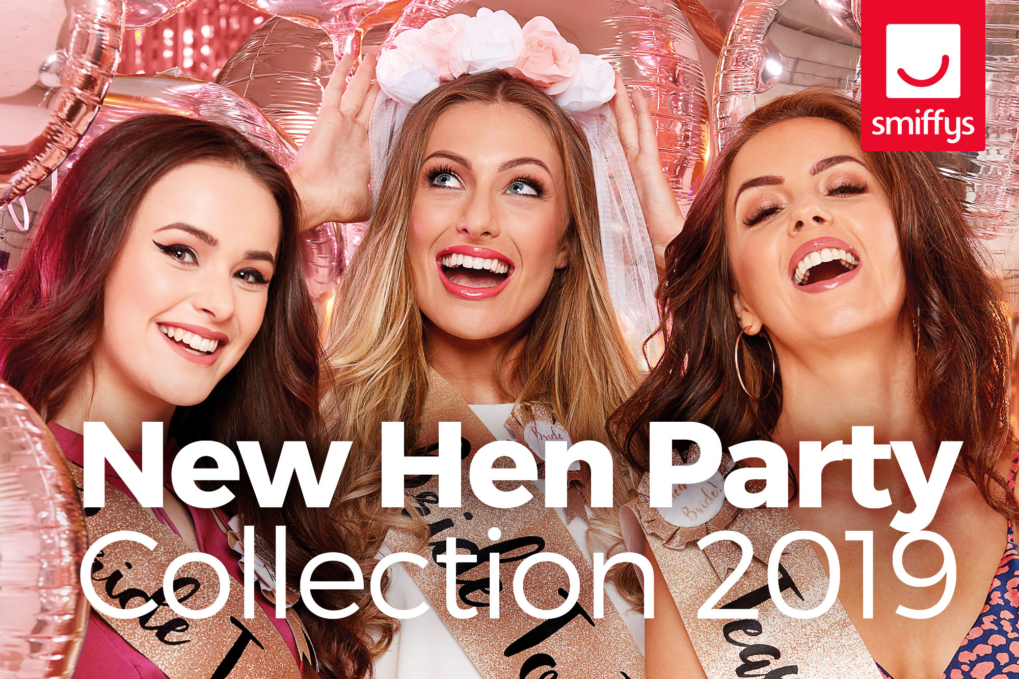New Hen Party Collection 2019