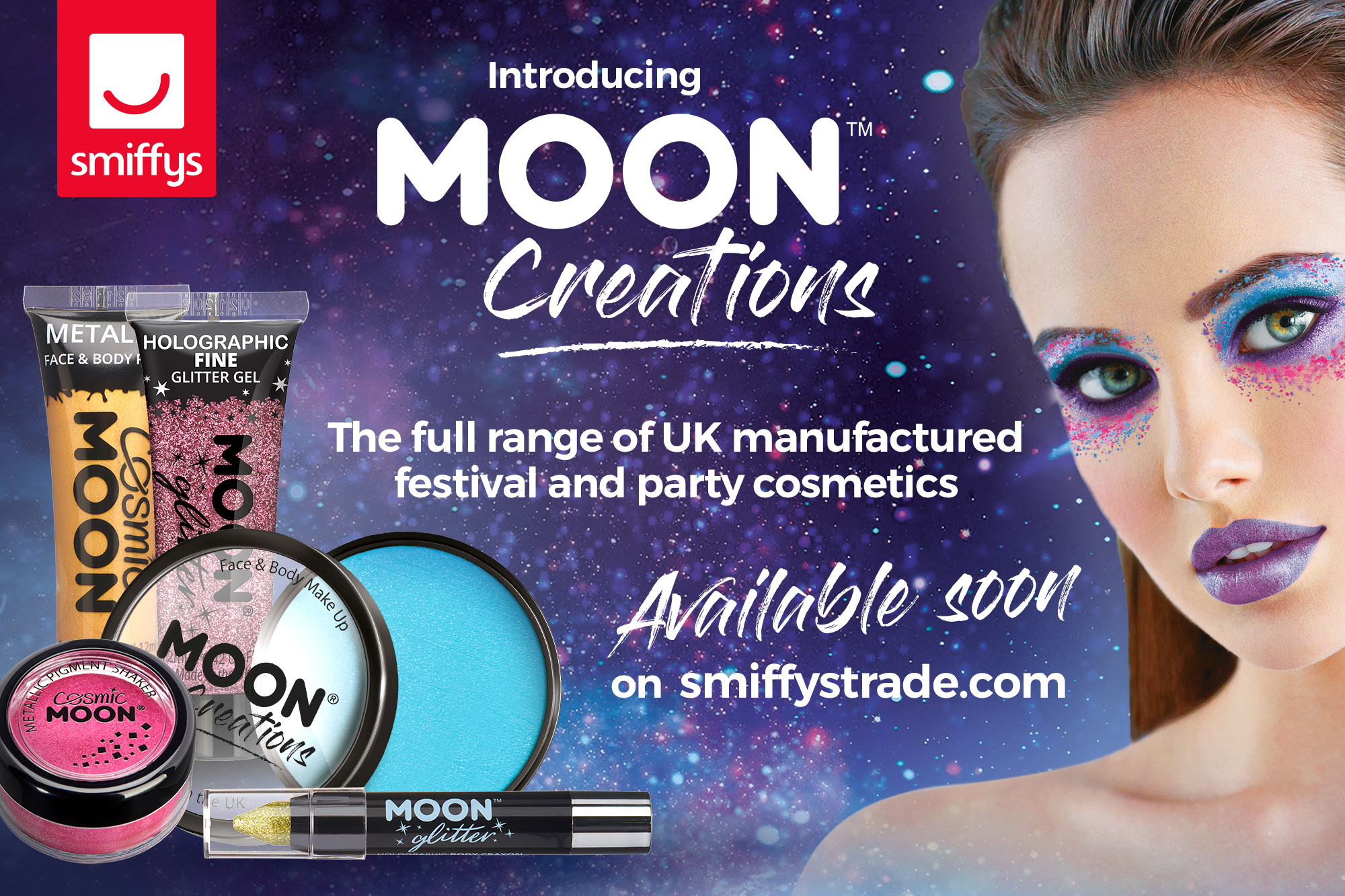Smiffys signs UK & Ireland Exclusive Distribution Agreement with Moon Creations